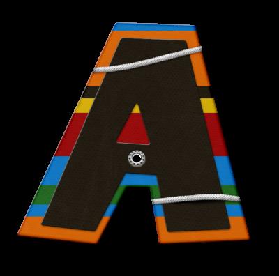 Alfabeto ..road trip...A