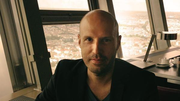 Christopher Von Deylen Alias Schiller Jenseits Der Komfortzone Kultur Elektronische Musik Kultur Komfortzone