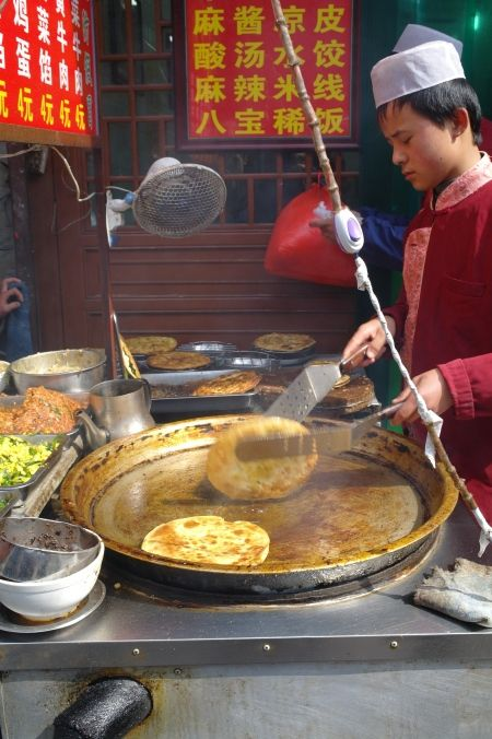 A Year Afar Around The World In A Year Asian Street Food Street Food Halal Recipes