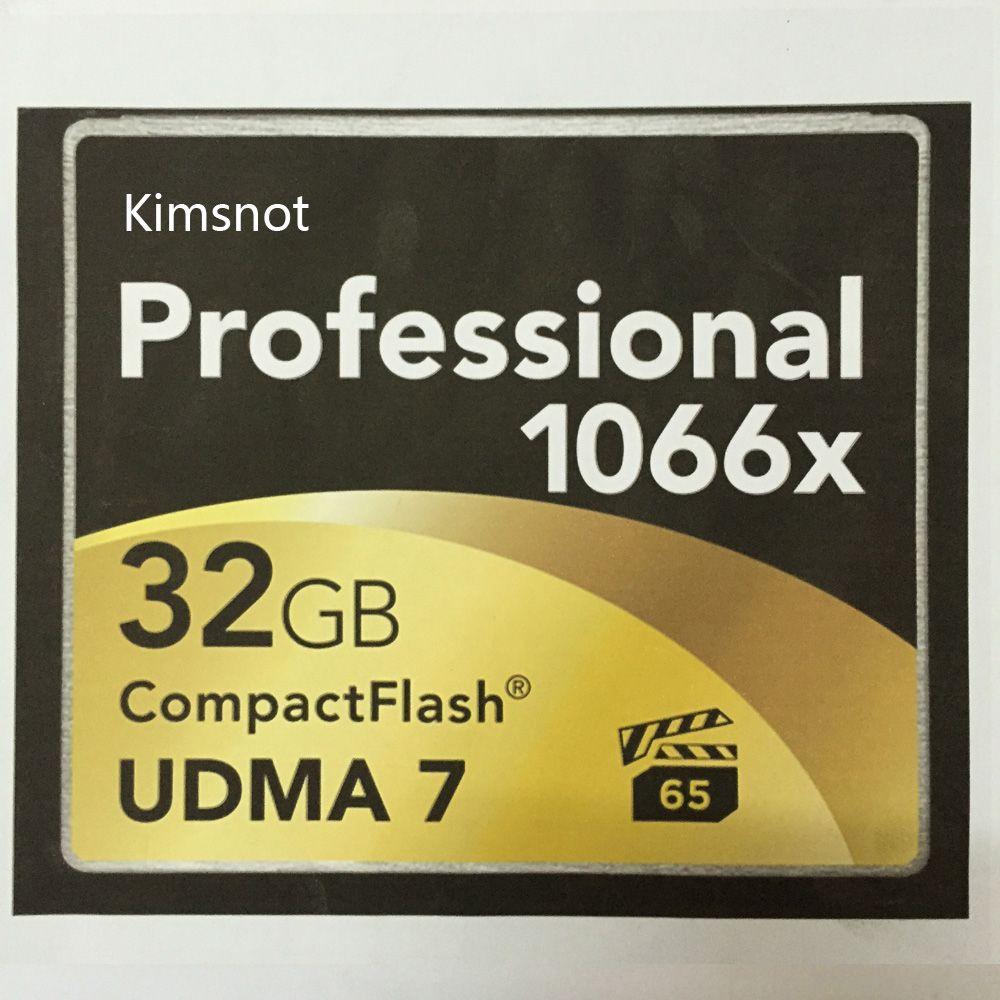 Lexar CF 32GB UDMA7 1066X 1066X 160MB//sec Compact Flash Card New st