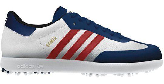 Adidas Limited Edition Samba Golf Shoes Golf Shoes Mens Golf Fashion Footjoy Golf Shoes