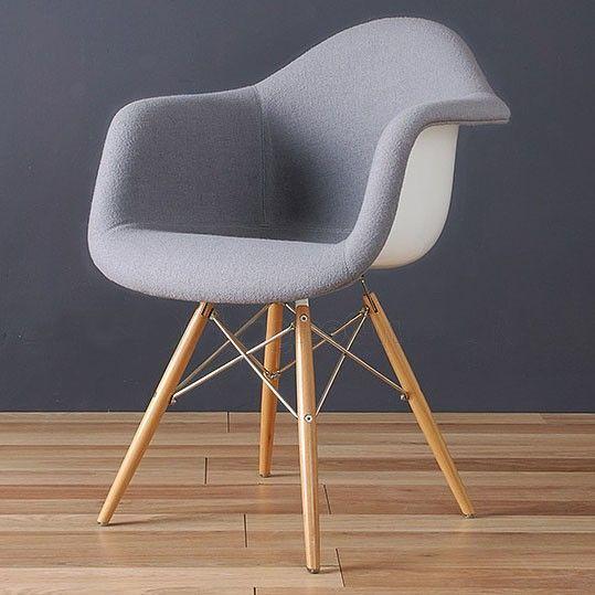 eames daw esszimmerstuhl haus pinterest stuhl krawatten und esszimmer. Black Bedroom Furniture Sets. Home Design Ideas
