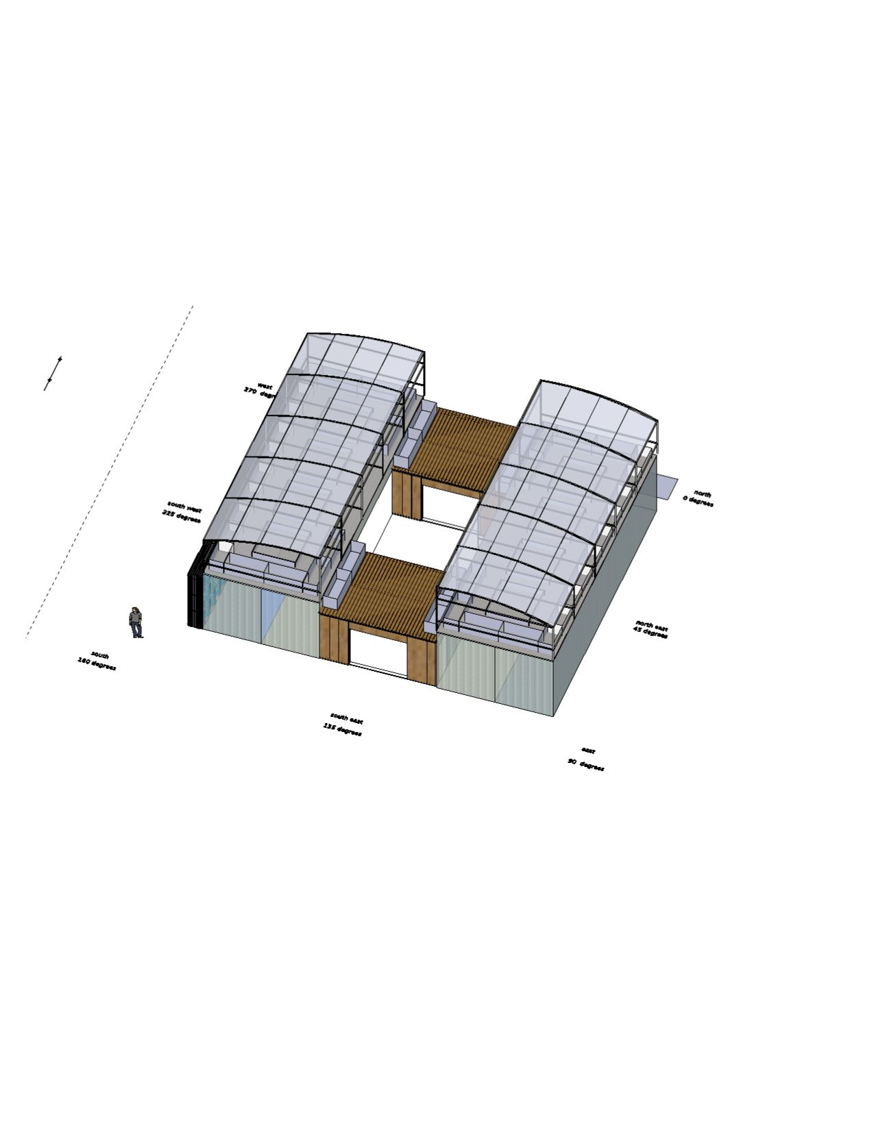 conceptual home/greenhouse 3 | Container home designs | Pinterest | 3)
