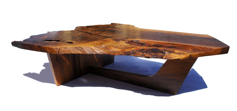 George Nakashima Monumental Coffee Table 1969 To Be Offered In