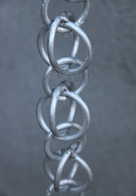 Pin By Nutshell Stores On Rain Chains Aluminum Rain Chains Rain Chain Copper Rain Chains