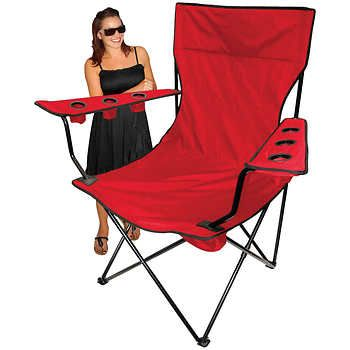 Terrific Creative Outdoor Kingpin Giant Folding Chair Glamping Andrewgaddart Wooden Chair Designs For Living Room Andrewgaddartcom