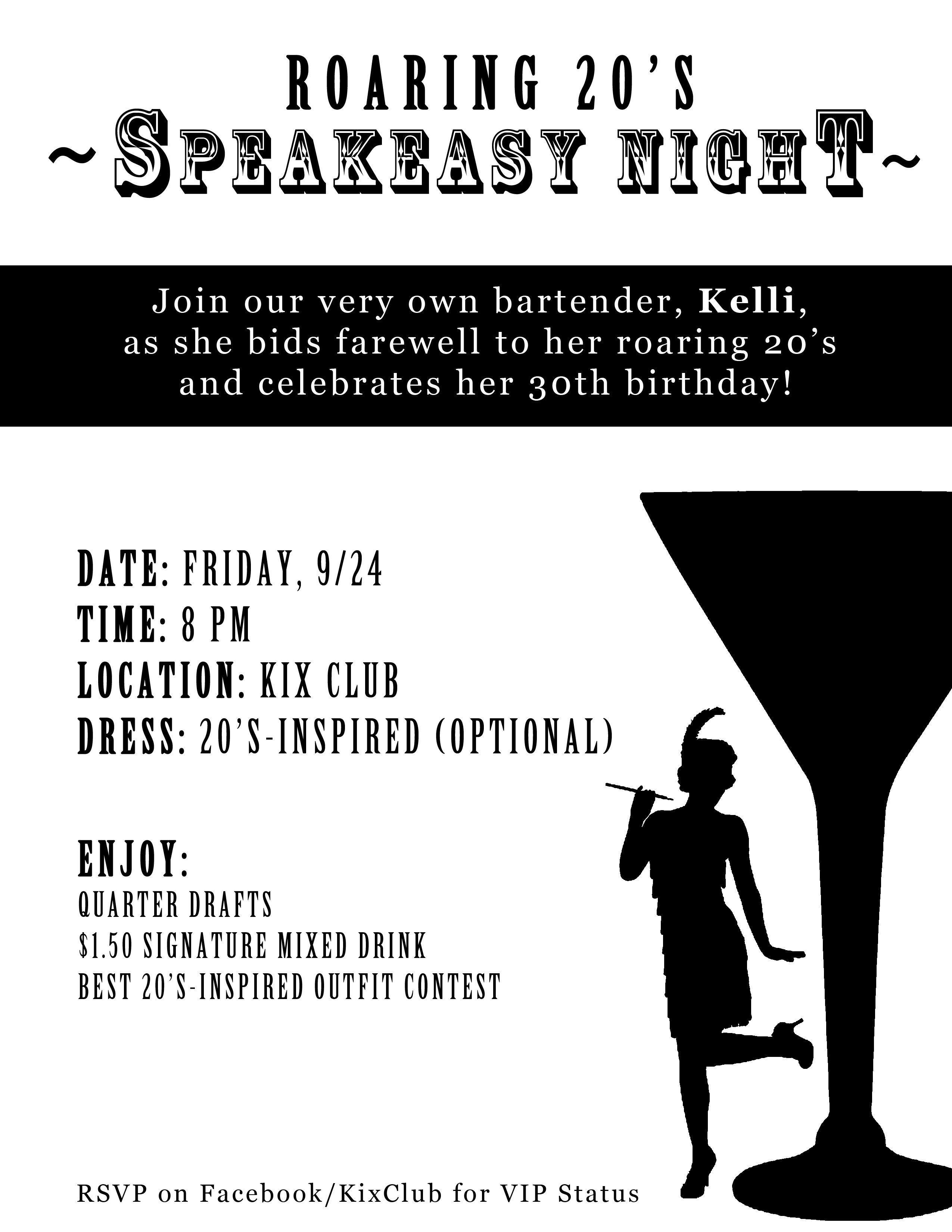 Images For Flapper Silhouette D zines Pinterest – Gangster Party Invitations