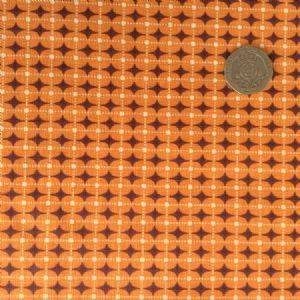 Aglae In Orange Extra Wide Oilcloth It Measures Approx 161 Cms This Is  Acrylic And Teflon Coated Cotton The Advantages Of This Are It Drapes Like