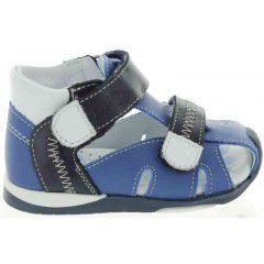 Closed back boys sandals for weak ankles | Kids shoe ...