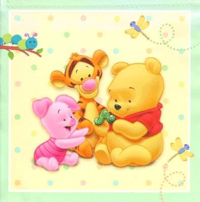 Images of myspace babys first birthday clipart baby tigger free baby tiggerbaby piglet and baby winnie the pooh voltagebd Gallery