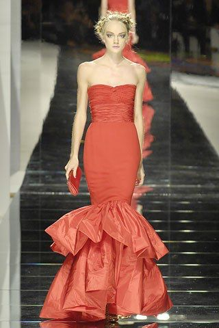 Valentino Spring 2008 Ready-to-Wear Fashion Show Collection