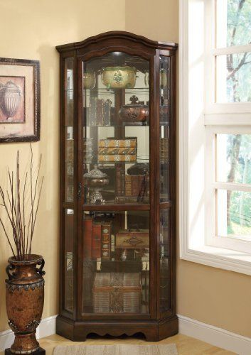 Coaster Home Furnishings 950175 Traditional Curio Cabinet, Rich Brown, http://www.amazon.com/dp/B009B1LXQY/ref=cm_sw_r_pi_awdm_XAjgvb12T04MA