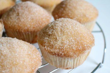 Zucker-Zimt-Muffins