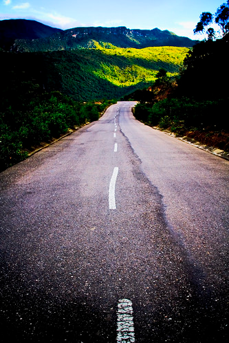 Straight Road Road Country Roads Straight