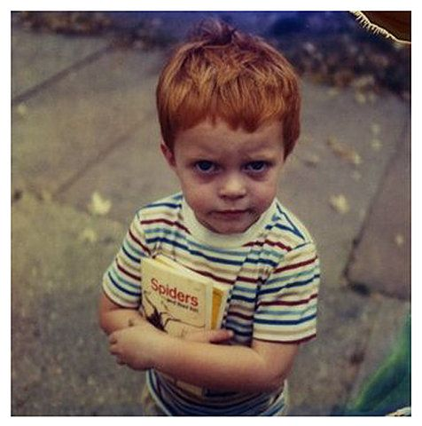 Ron redhead taos