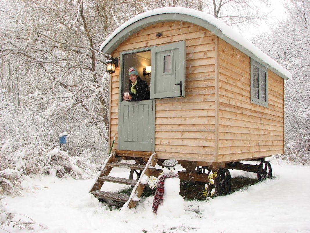 Gallery for Blackdown Shepherd Huts North America USA