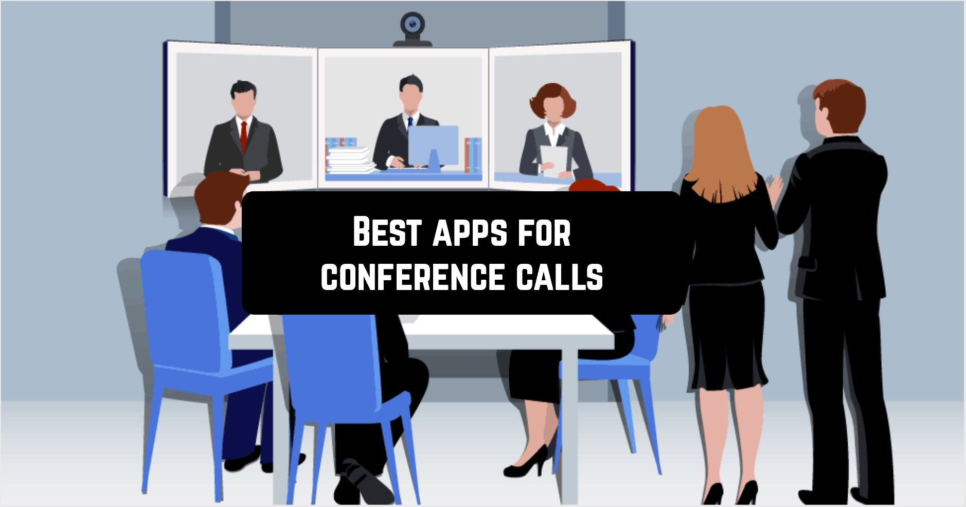 12 Best apps for conference calls (Android & iOS in 2020