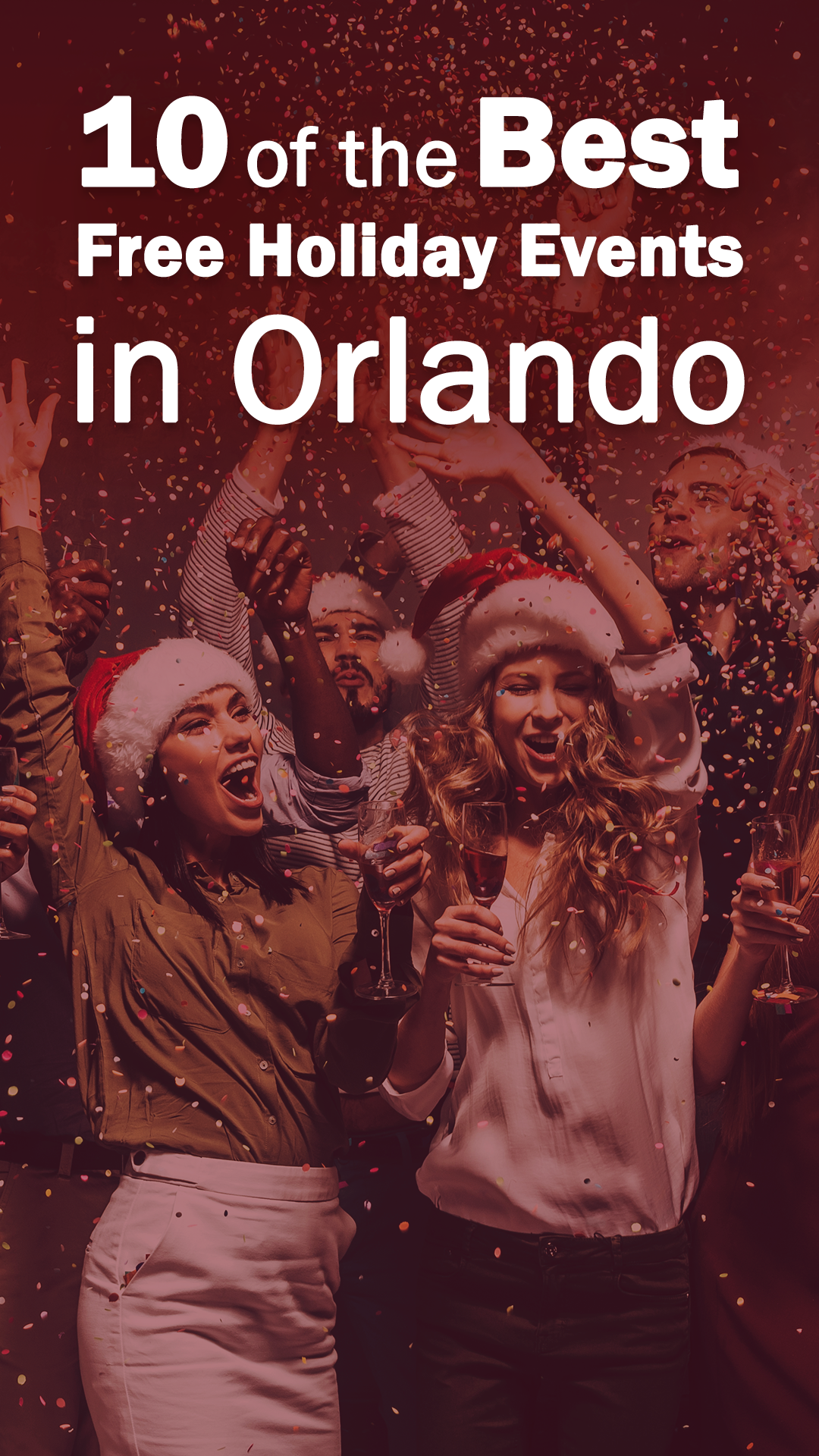 10 Of The Best Free Christmas Events In Orlando Travel Christmas Orlando Orlando Christmas New Years Eve Orlando Christmas Events