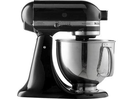 Artisan Küchenmaschine ~ Kitchenaid artisan røremaskine sort kitchen