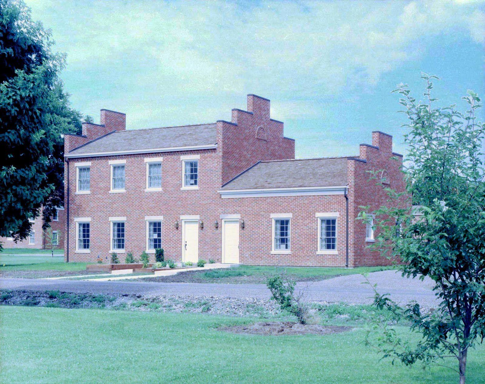 Nauvoo Illinois Joseph Smith Mansion House Nauvoo Illinois Photos Then And Now On Church History Sites Nauvoo Joseph Smith