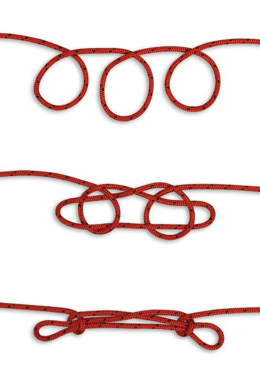 How To Tie Knots Sheepshank Knot Paracord Life