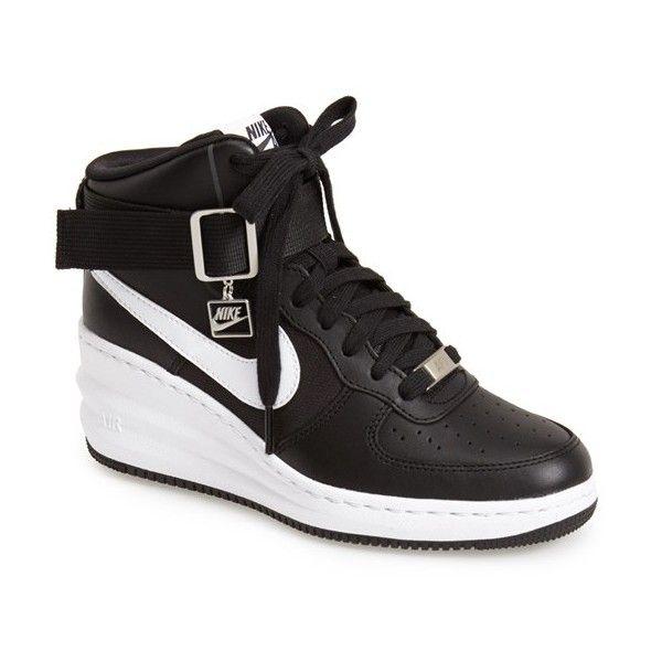 8e3892ba62c6 Nike  Lunar Force Sky Hi  Wedge Sneaker