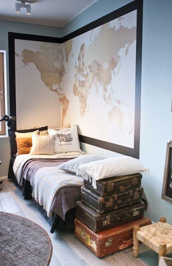 déco-voyage-planisphère-lit-haut-de-gamme-carte-du-monde-_09 ...