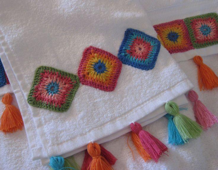 Dantel Havlu Kenarı Örnekleri http://mimuu.com/dantel-havlu-kenari-ornekleri/
