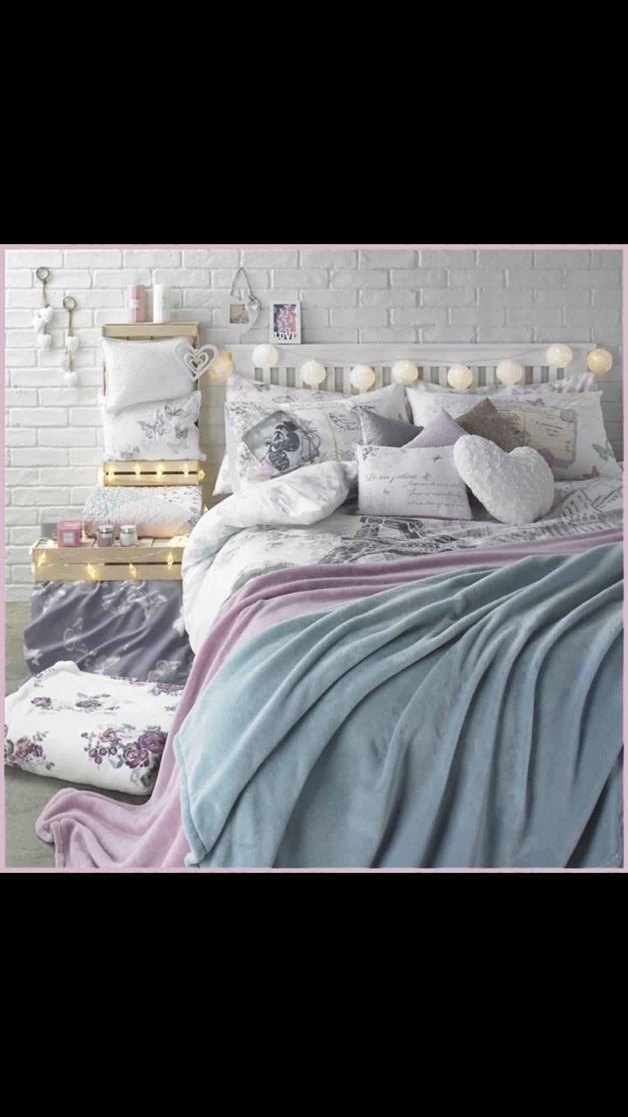 Ropa De Cama Primark Con Imagenes Dormitorios Decoracion De Unas Decoraciones De Casa