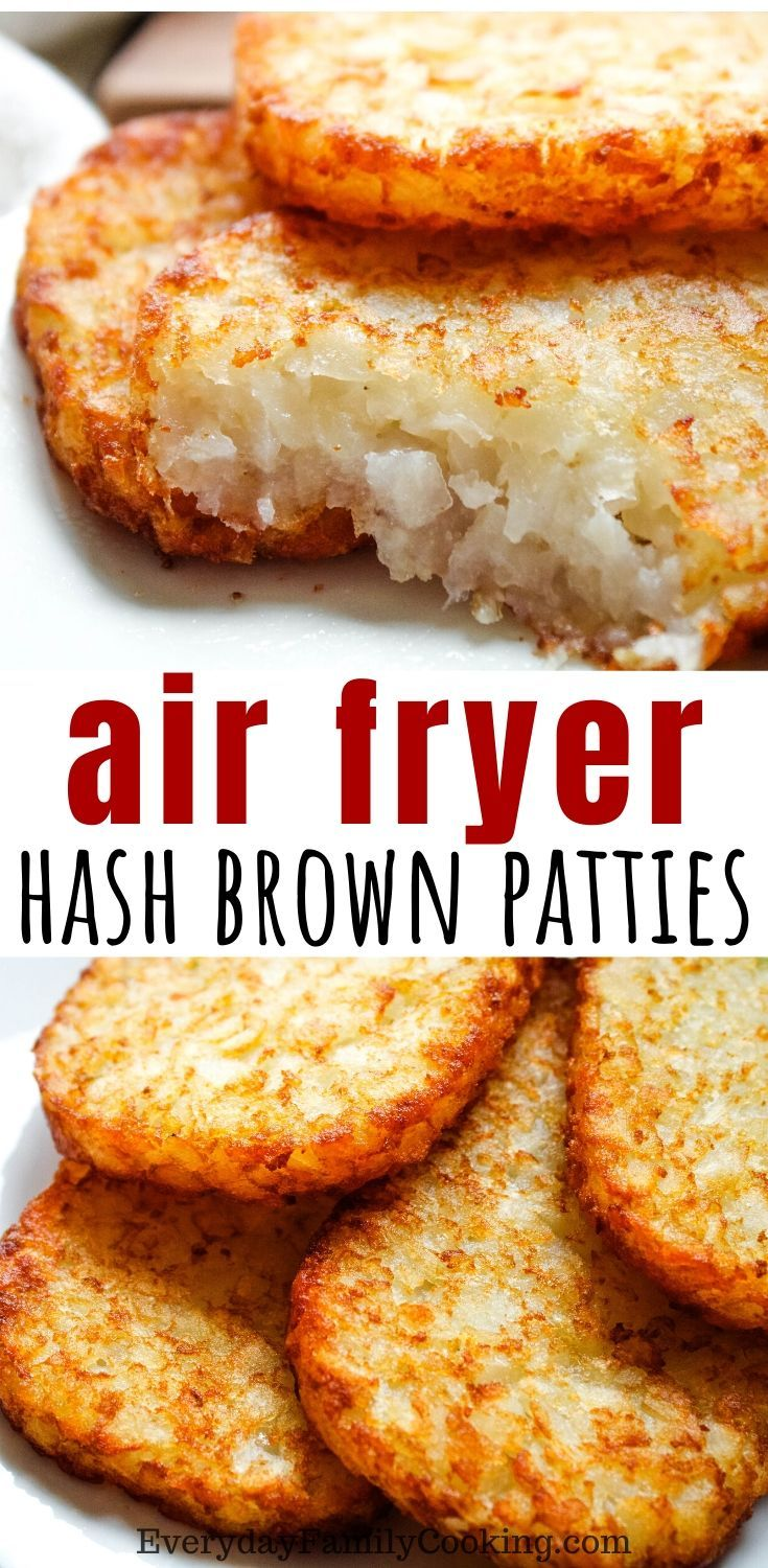 Air Fryer Hash Browns in 2020 Air fryer recipes easy