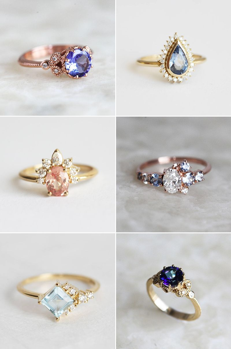 The Options For Engagement Ring Styles Seem Endless And There S Always Something New To Consider With The Trending Engagement Rings Ring Trends Fashion Rings