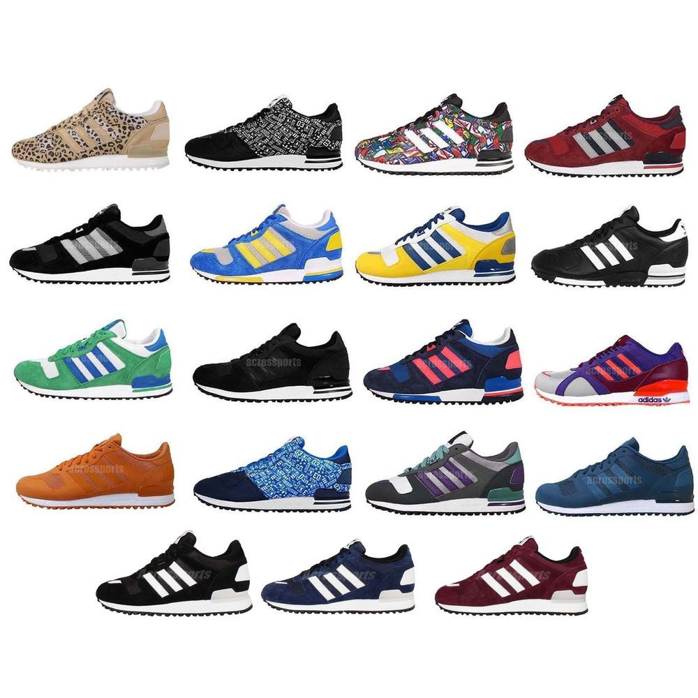 165b4cc48c686 Adidas Originals ZX 700 Mens Retro Classic Running Shoes Casual Sneakers  Pick 1