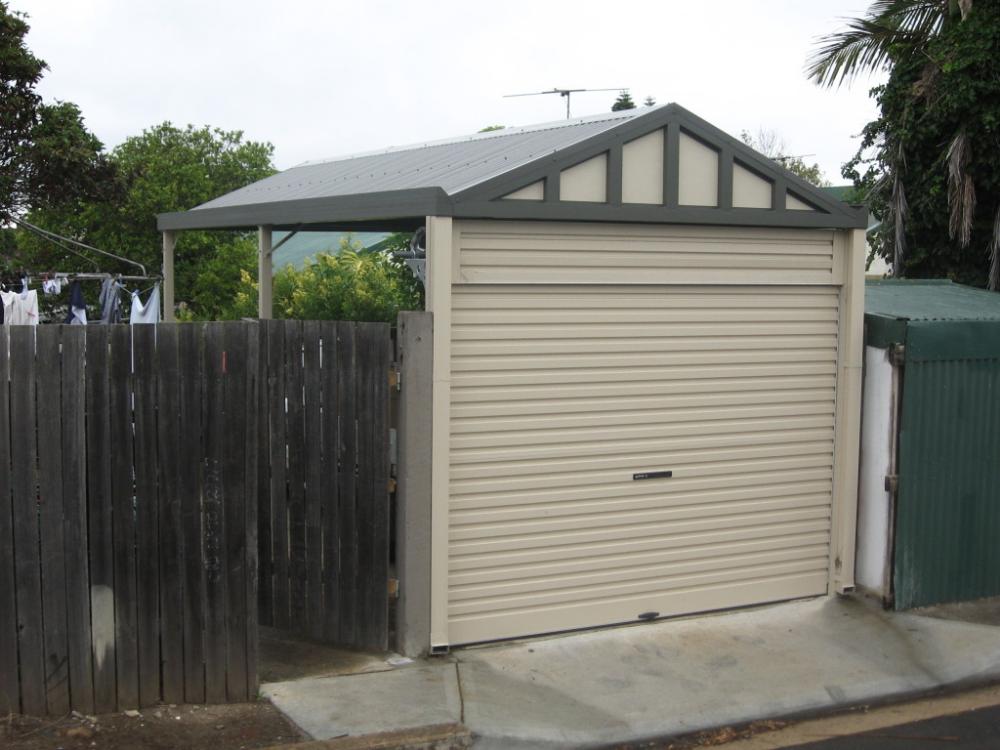 Carport Ideas With Garage Door 2021