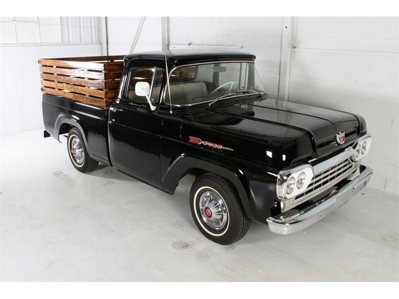 1960 Ford F100 for sale in Atlanta | Bucket List | Pinterest ...