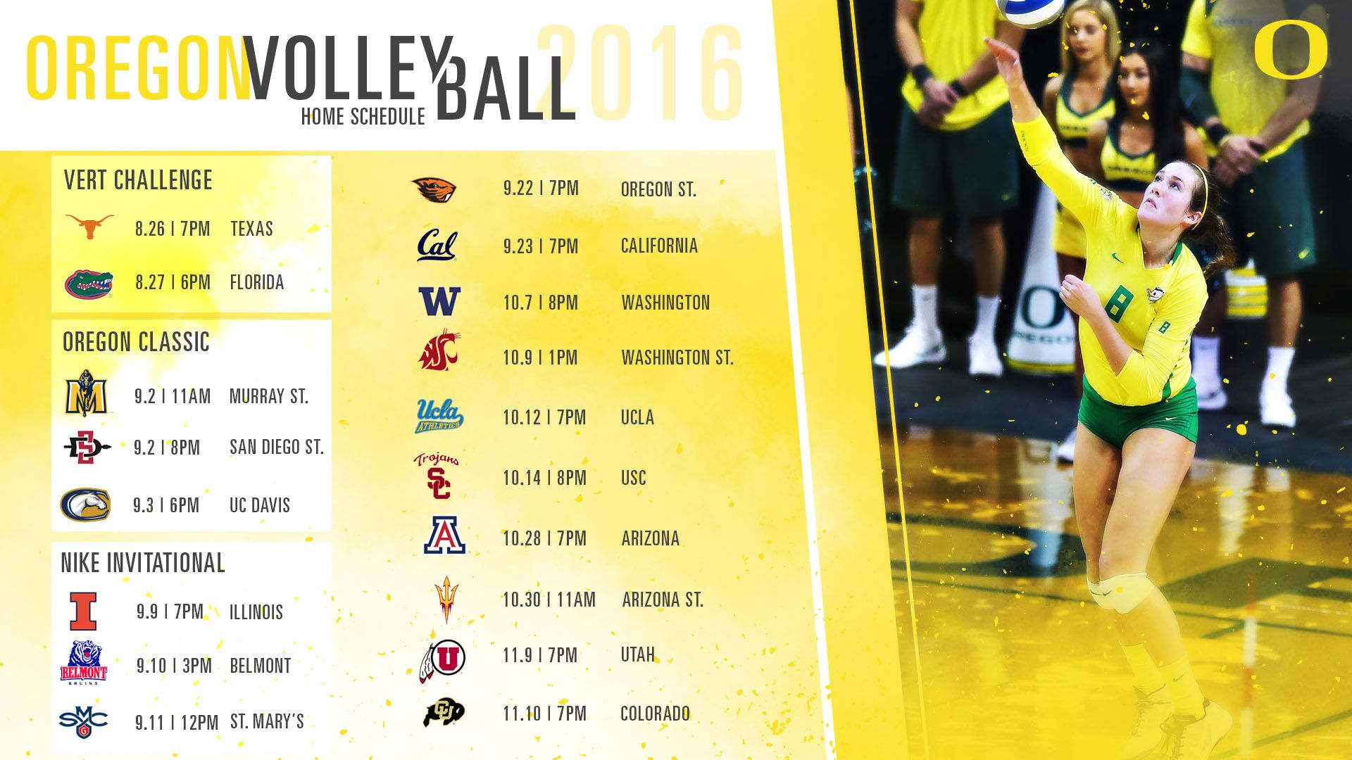 Volleyball Schedule Jpg Social Media Content Social Media Sports Design Inspiration