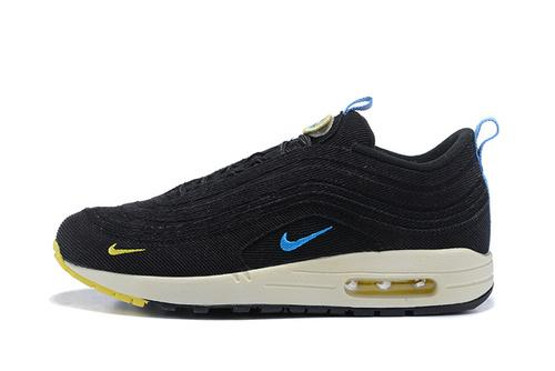 Interesting Nike Air Max 971 Sean Wotherspoon Blue White