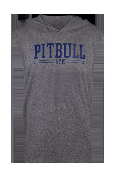3d1edea35 Pitbull Gym Sleeveless Hoodie | Products | Sleeveless hoodie ...