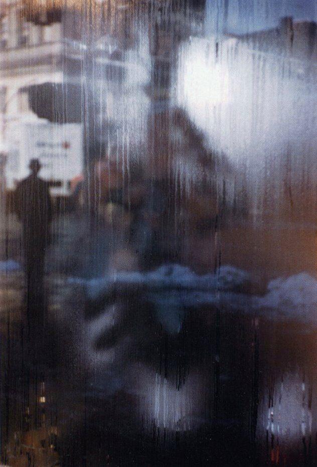 c)Saul Leiter, scène de rue, vers 1959 | Photography | Pinterest