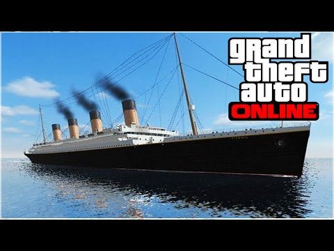 21+ Gta titanic ideas in 2021