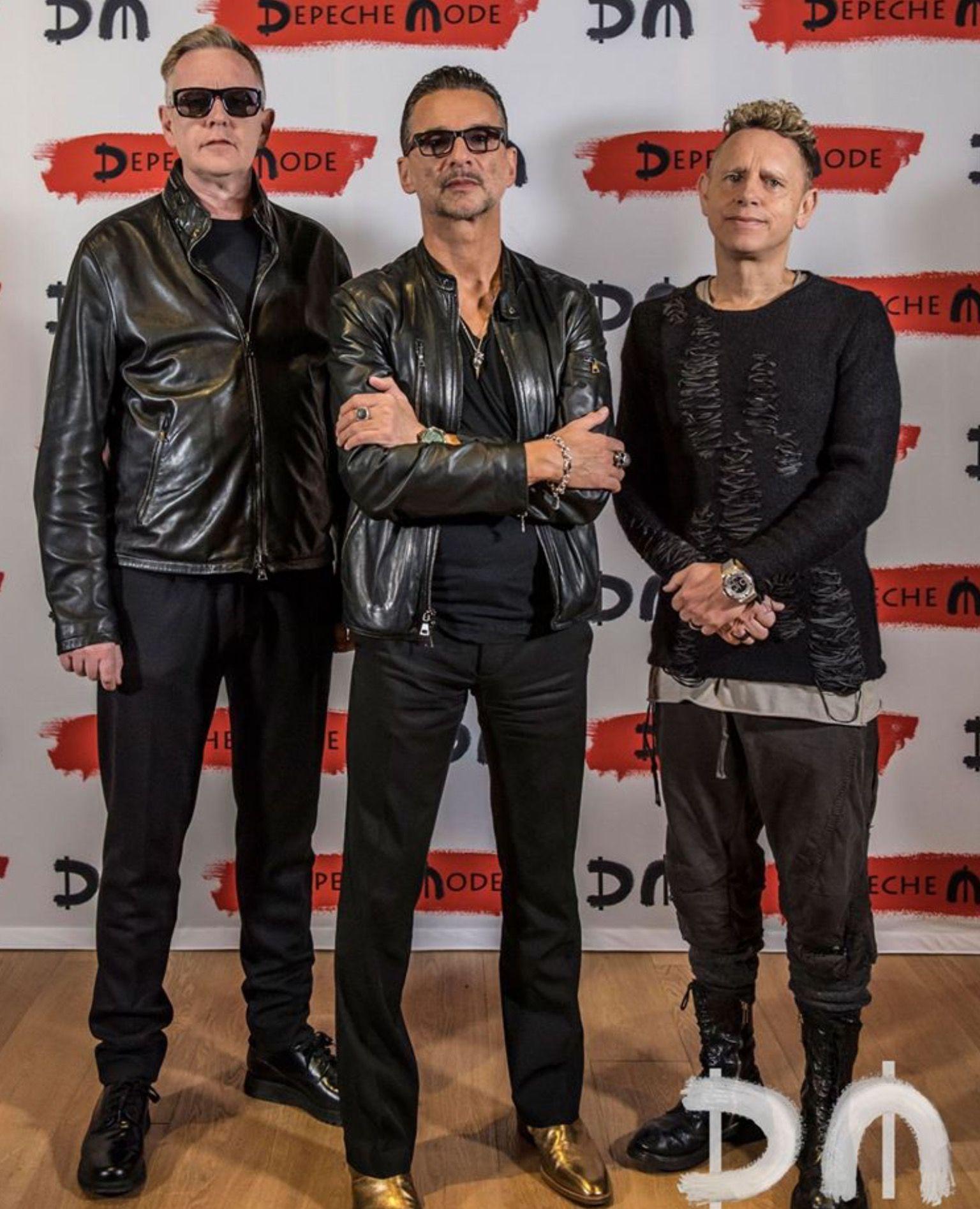 Depeche Mode by Francesco Prandoni