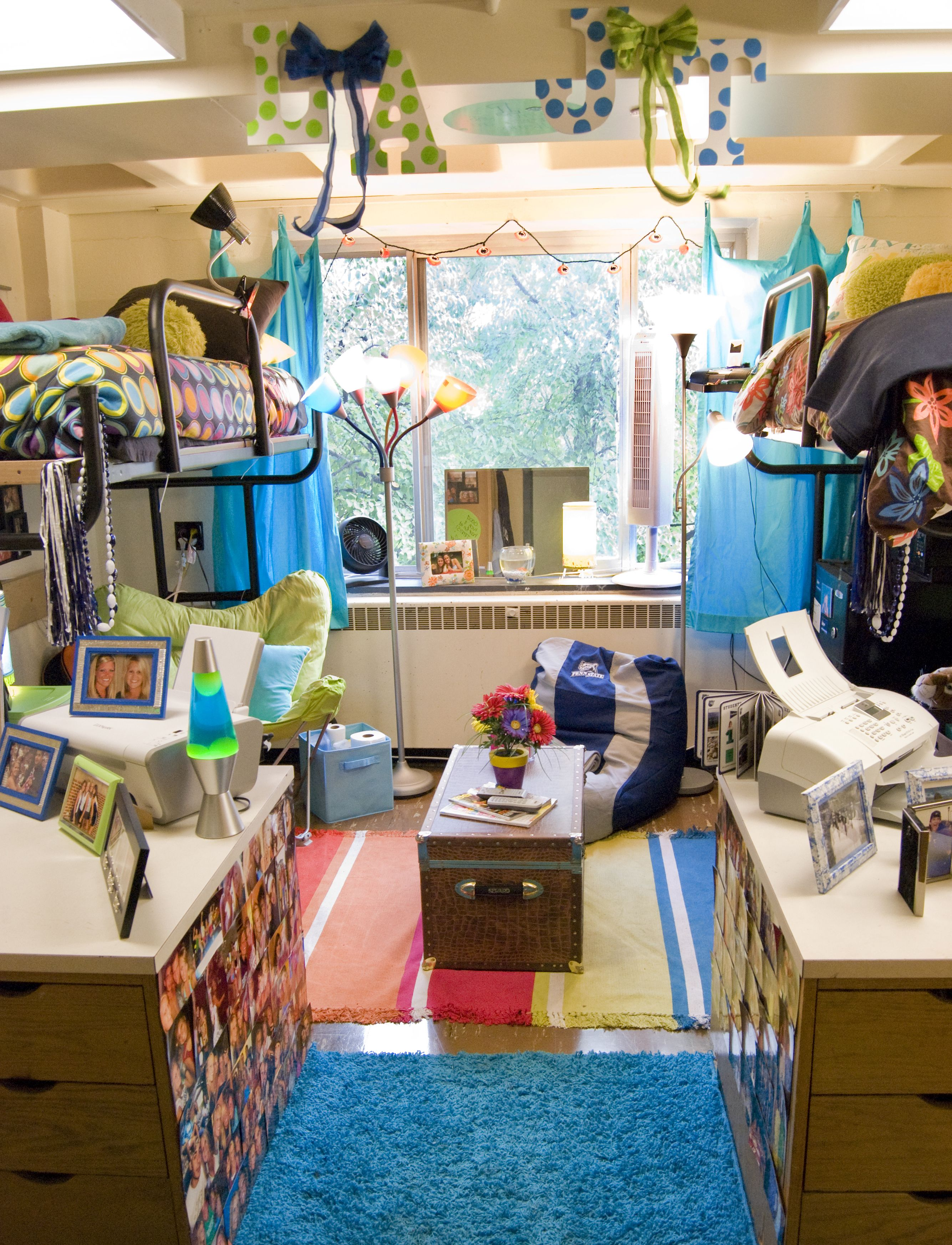 Dorm decorating may sound like a pain to some Penn State  ~ 125036_Dorm Room Ideas Penn State