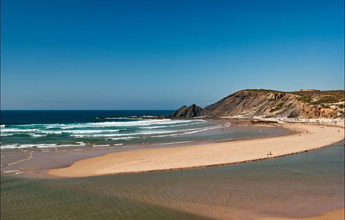 Top 10 beaches in the Algarve | http://www.weather2travel.com/blog/top-10-beaches-in-the-algarve-portugal.php #Portugal #Travel #Holidays