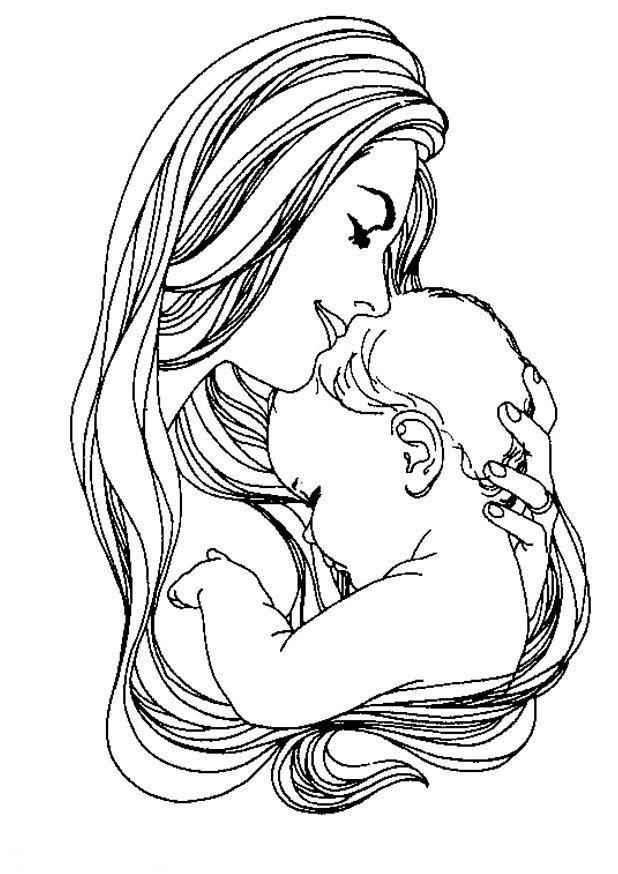 Ser Madre   Cosas que comprar   Pinterest   Mamá, Dibujos y Madre e hija