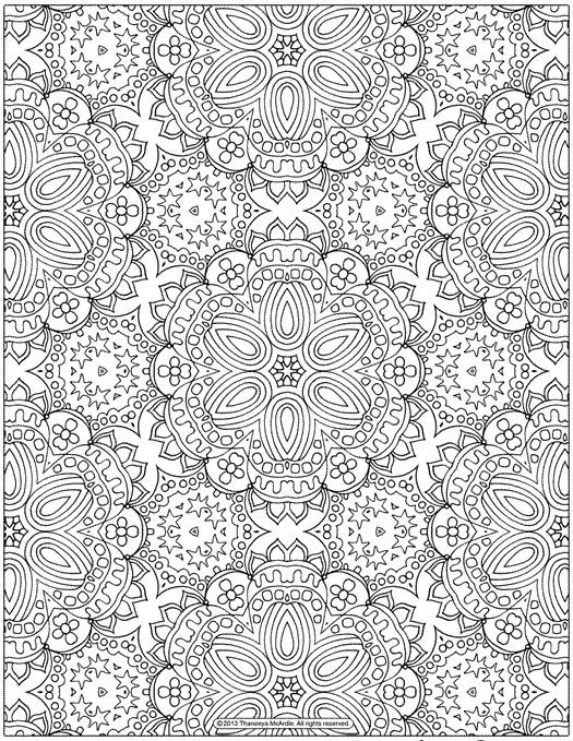 Free Abstract Patterns Coloring Page For Grown Ups Detailed Coloring Pages Pattern Coloring Pages Abstract Coloring Pages