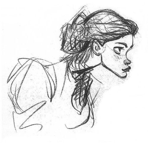 Concept art Disney - Tarzan - Glen Keane