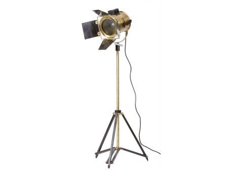 Film Set Floor Lamp Directors Tripod Light Spotlight