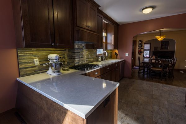 Project 4848 Traditional Kitchen Remodel Minneapolis Twin Impressive Castle Building And Remodeling