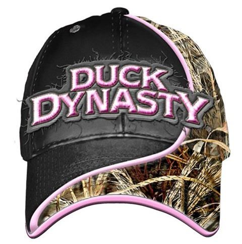 4c6b8fb04a165f On Sale Now - Duck Dynasty Pink & Camo Cap Official Duck Dynasty Hat  Ladies