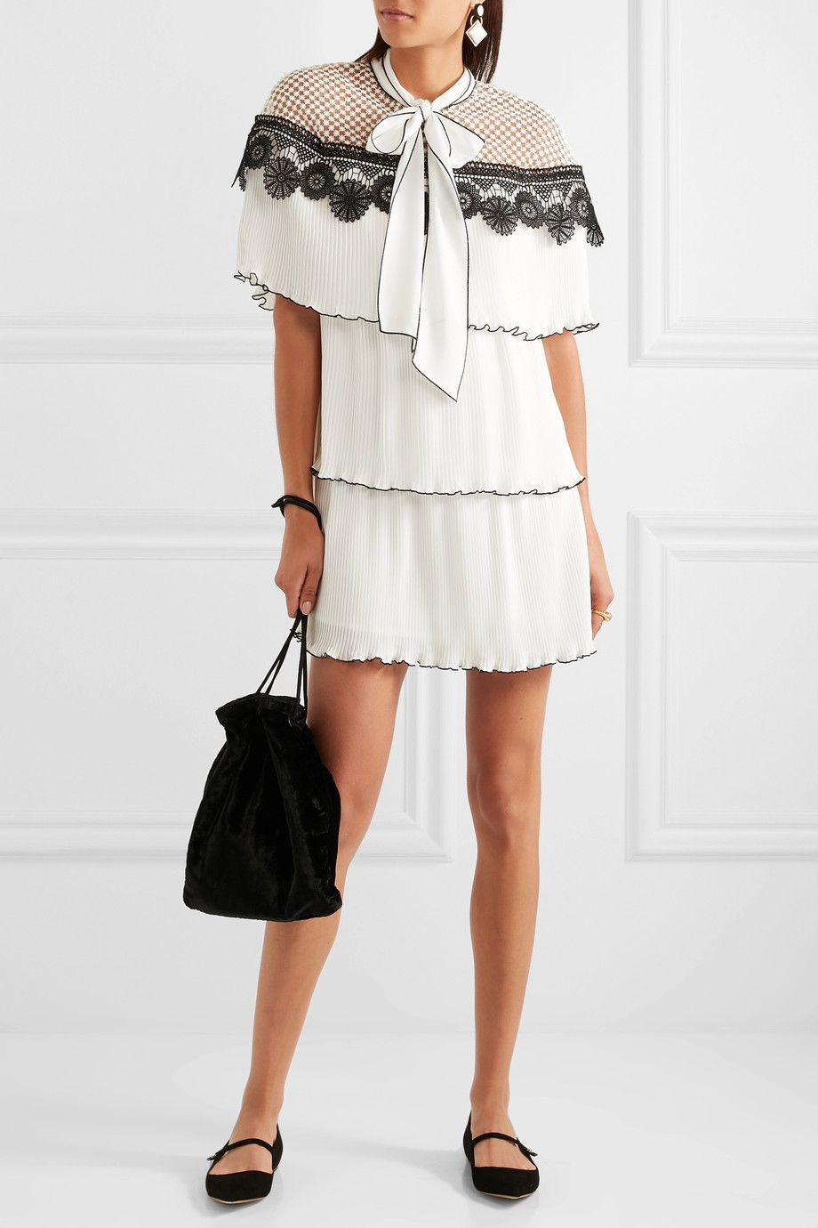 Pin By Everything Things On Outfits 8 Dresses White Mini Dress