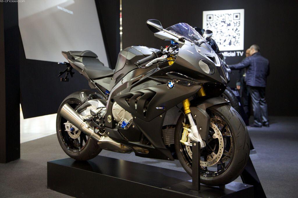 Bmw S1000 Rr Rizoma Black Mat Man Bike Bike Ride Moto Bike